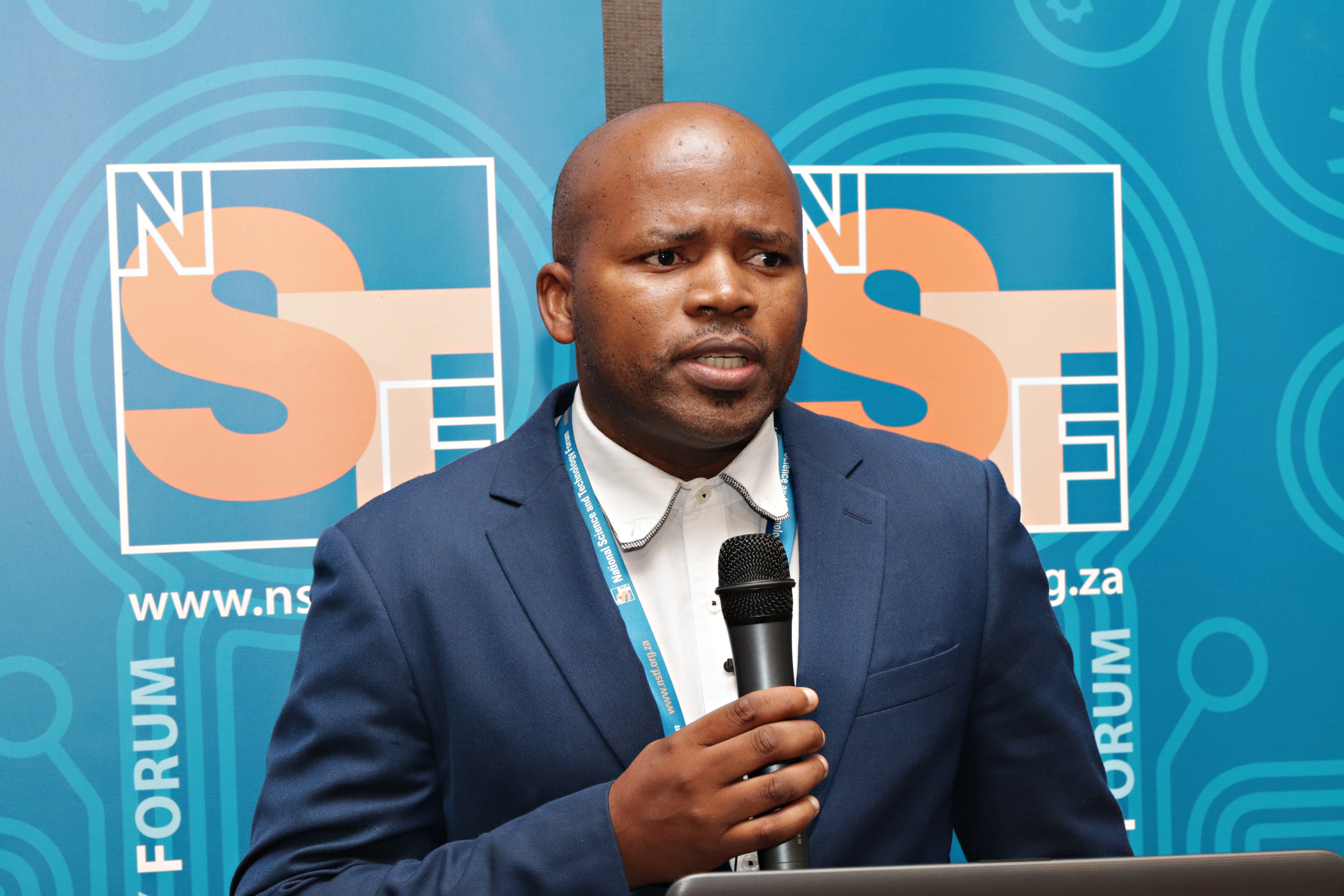 Prof Edward Nxumalo | National Science and Technology Forum