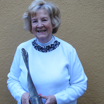 Award Winner: Professor Judith Kinnaird,  Associate Professor and Director: Economic Geology Research Unit; and Co-Director: DSI Centre of Excellence for the Study of Mineral and Energy Deposits, School of Geosciences, Wits