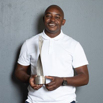Award Winner: Dr Vhahangwele Masindi, Research Scientist: Magalies Water; and Principal Researcher: Council for Scientific and Industrial Research (CSIR); and Research Fellow: University of South Africa; and Part-time Lecturer: University of Venda