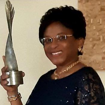 Award Winner: Dr Abimbola Olukemi Windapo, Associate Professor: Dept of Construction Economics and Management, University of Cape Town